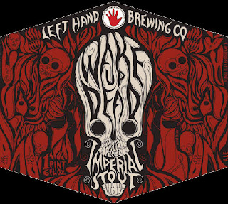 Left Hand Wake Up Dead Barrel Aged Imperial Stout