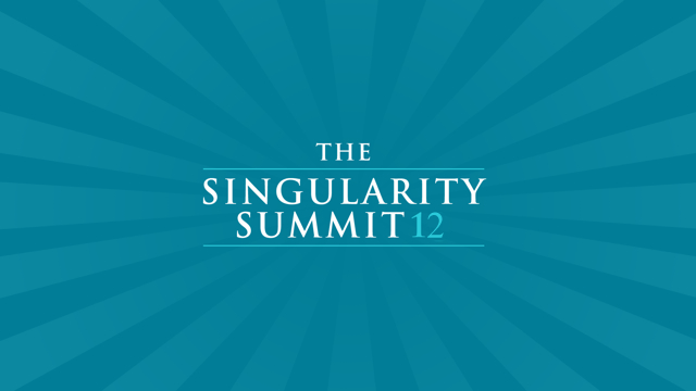 Singularity Summit 2012