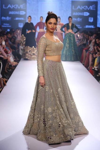 Tamannaah Bhatia for Neeta Lulla