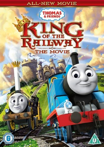King of the Railway - Thomas the Tank Engine's New Adventure - A Review