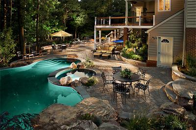 design de piscinas