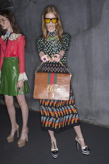 Gucci New York Fashion Week