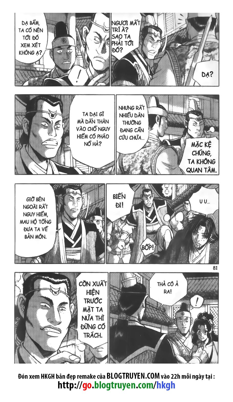 Hiệp Khách Giang Hồ chap 335 page 16 - IZTruyenTranh.com