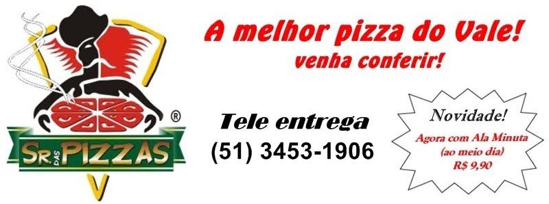 Sr. Das Pizzas