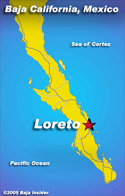 Mapa de Loreto Política Regional