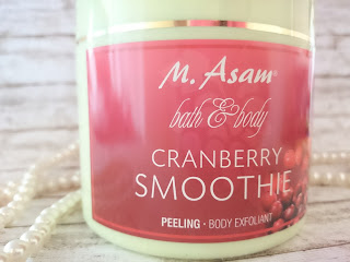 M. Asam Cranberry Smoothie Peeling