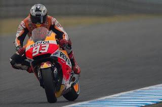 Dani Pedrosa Juara MotoGP Jepang 2015
