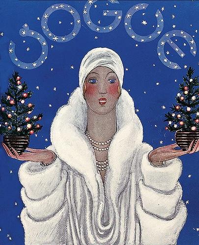 Vogue cover 1929