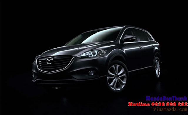 Mazda CX-9 2013, Mazda cx9