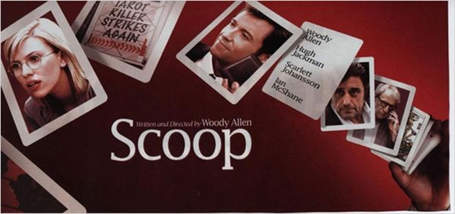 Scoop, Woody, Allen