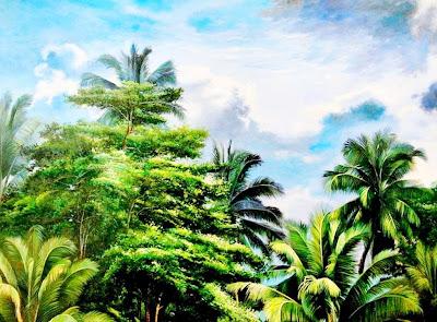 paisaje-con-palmas