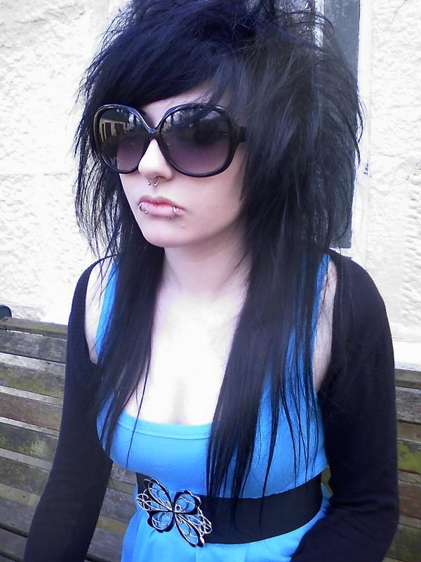 Berbagai Tipe Gaya Dan Foto Emo - Gaya rambut pendek emo