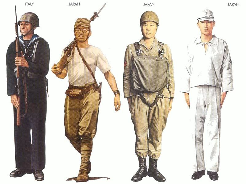 wwii italy uniform c .