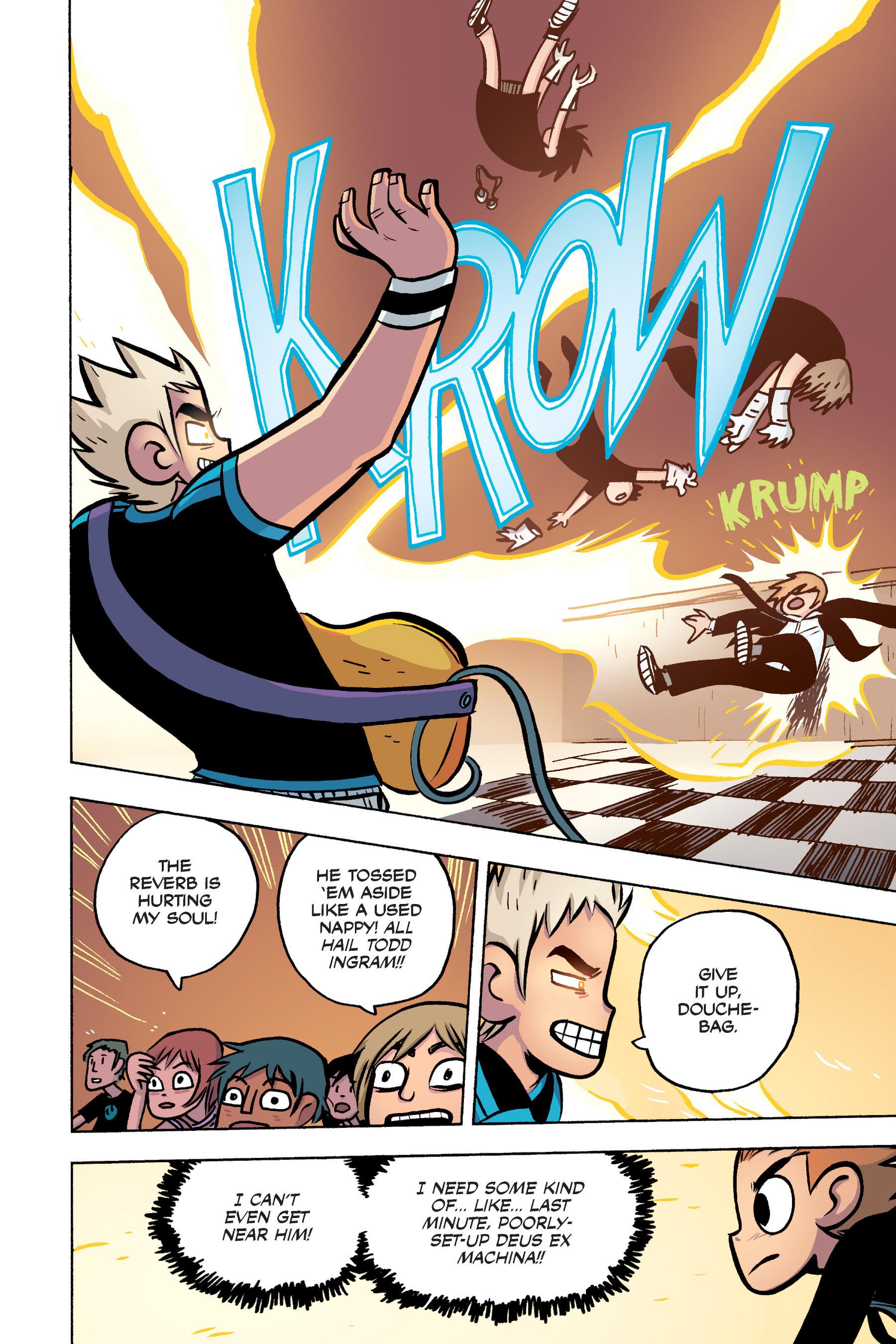 Read online Scott Pilgrim comic -  Issue #3 - 158