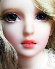 Cute-Barbie-Doll Wallpaper
