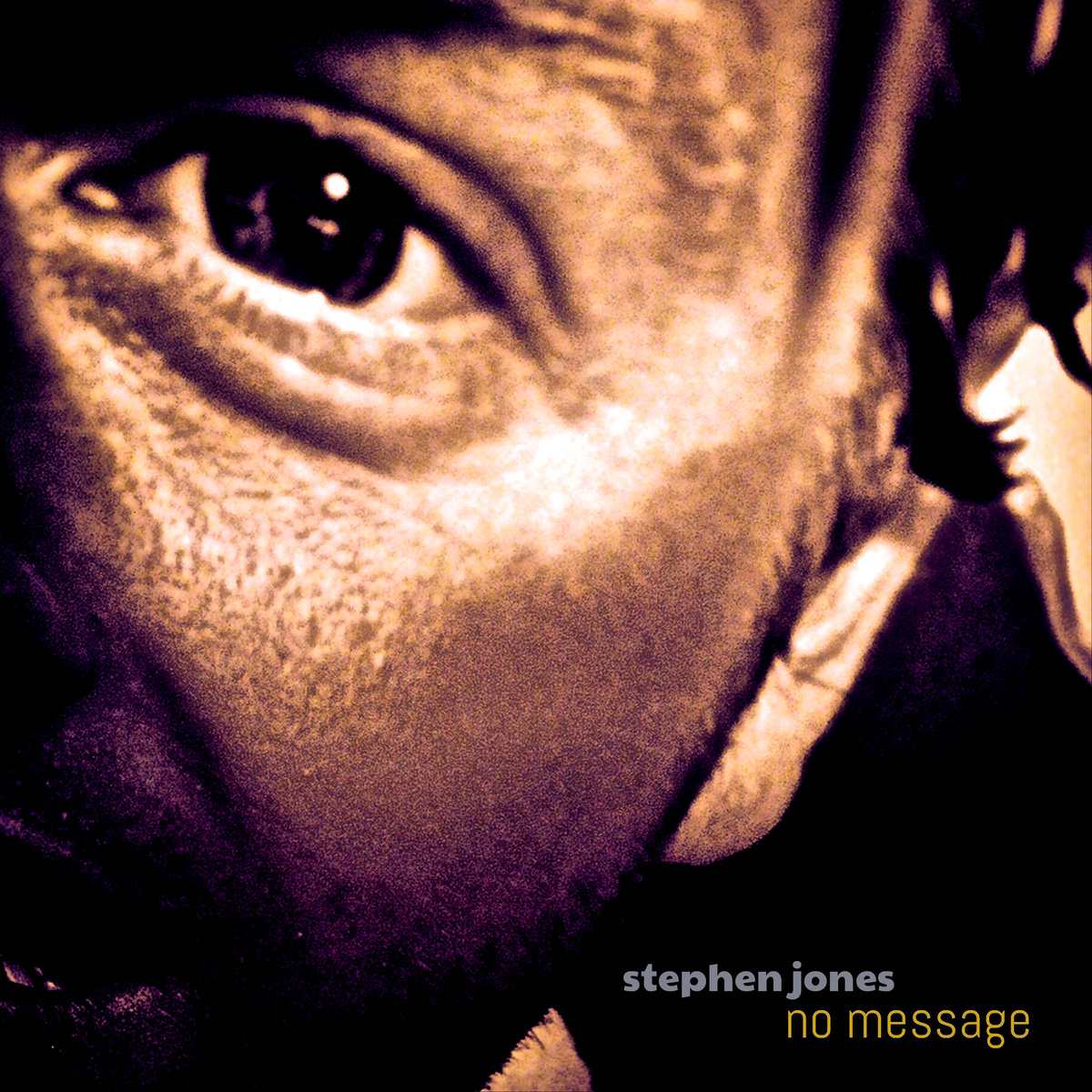 STEPHEN JONES - NO MESSAGE
