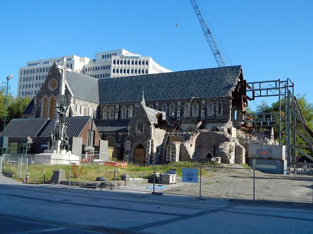 Christchurch Katedrális