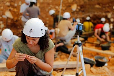 Spanish dig in the Atapuerca caves seeks prehistoric ancestors of Europeans