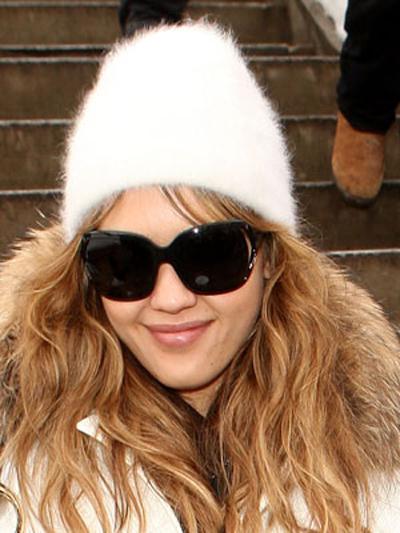 Jessica Alba Celebrity Hairstyles 2011