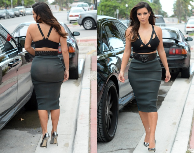 Kim Kardashian Style Before And After Kanye Styles Trends