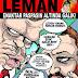 Leman yolsuzluk karikatürü