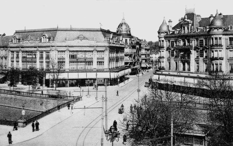Poste Vieille Ville Belfort