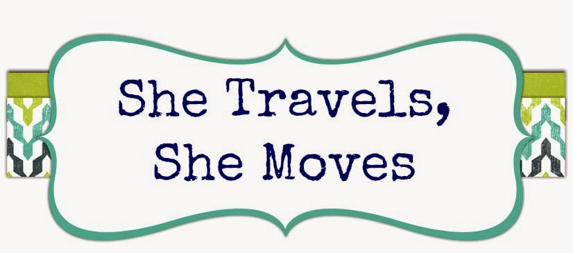 She Travels, She Moves
