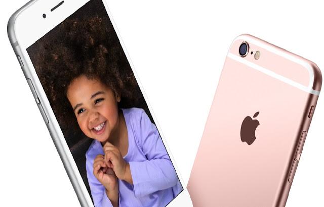 El Iphone 6-S 3D Touch  Imágenes de 12 Mpxy Vídeos 4K