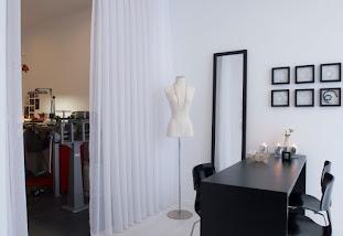 Het atelier, kloppend hart van Mme Butterfly • Jacki Collet - Fine Jewellery