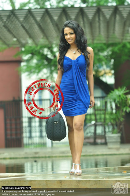 Sri Lankan Hot And Sexy Actress Shalani Tharaka Hot Photos