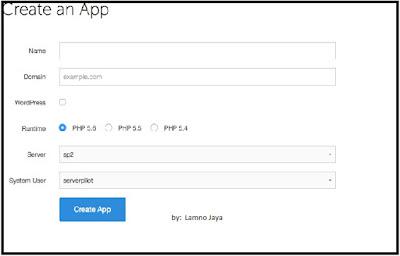 Tutorial cara Install WordPress di Ubuntu dengan Server Pilot