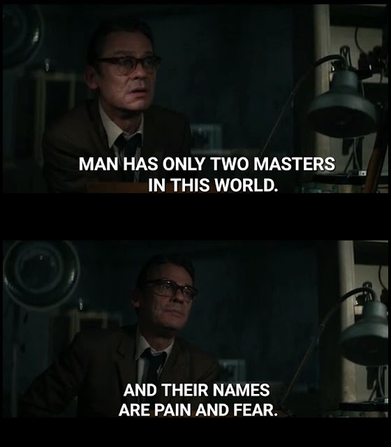 The Man from UNCLE Movie Quotes