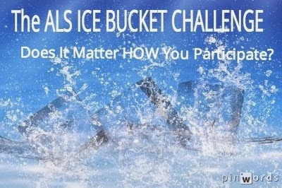 apakah als ice bucket challenge