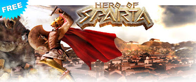 Hero of Sparta QVGA e HVGA Apk + data