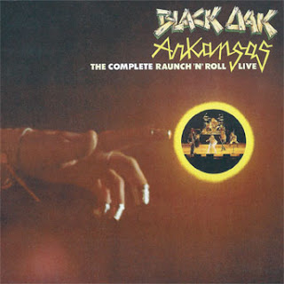Black Oak Arkansas' The Complete Raunch 'n' Roll Live