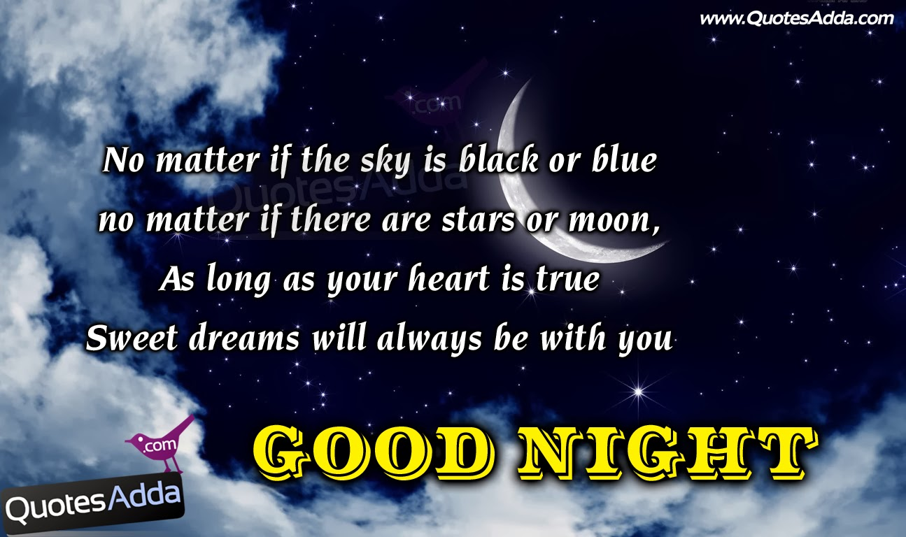 Good Night Wallpaper With Love Quotes : Good Night Quotes Wallpapers - 05 QuotesAdda.com Telugu Quotes Tamil Quotes Hindi Quotes ...