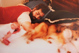 My early days of fatherhood!