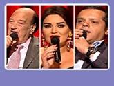 - برنامج نجم الكوميديا مع هنيدى و سيرين و حسن - الجمعة 15-4-2016