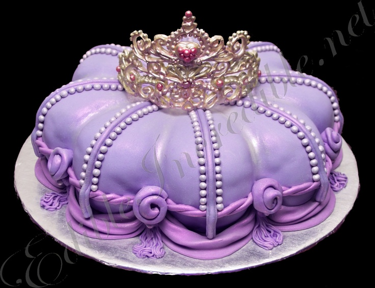 Pictures Of Princess Sofia Cake : Kyleigh s 5th Birthday - Sofia the First on Pinterest ...