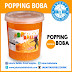 Supplier Popping Boba Indonesia