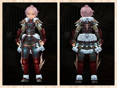 森狼の衣・赤2