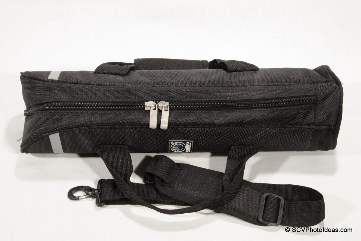 Triopo GT-3228X8C carry-bag zippers