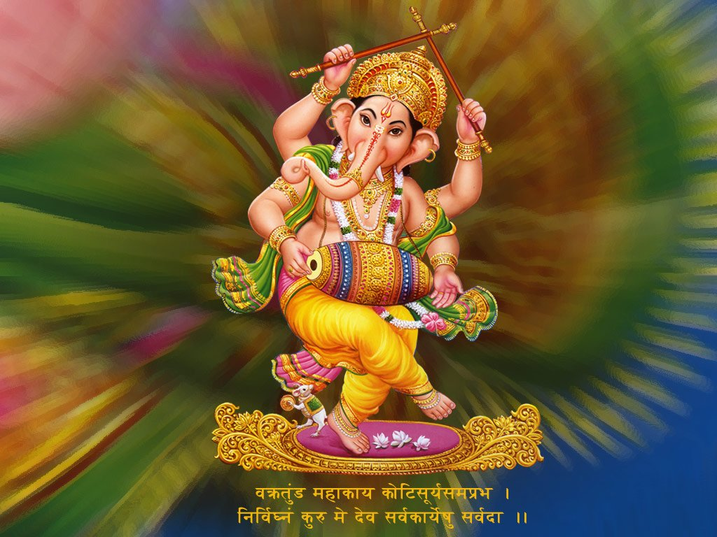 lord ganesha wallpaper computer background - photo #49
