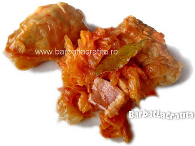 Sarmale de varza cu carne reteta