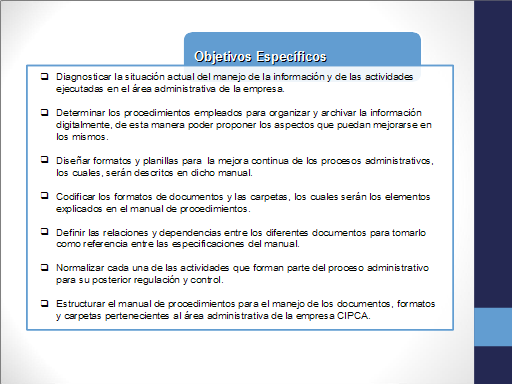 Manuales de organizacion Manual de procesos y procedimientos de una empresa de alimentos