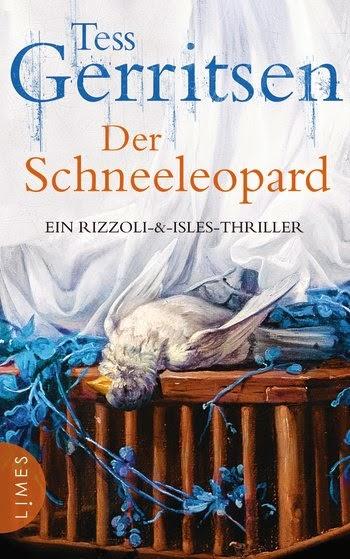 Rezension Der Schneeleopard von Tess Gerittsen