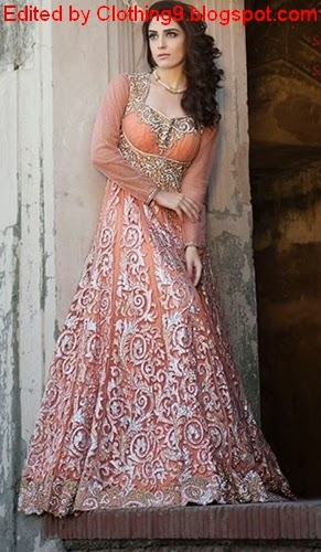 Luxury bridal Maxi in ready to wear