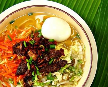 Pinoy Beef Mami Recipe