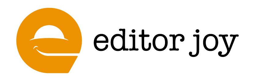 Editor Joy