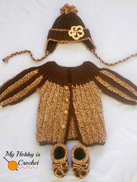 My Hobby Is Crochet: Featured Designer: Clare of Bobwilson123 | Free ...